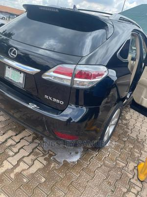 Lexus RX 2013 350 AWD Black   Cars for sale in Abuja (FCT) State, Lugbe District