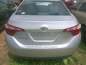 Toyota Corolla 2015 Silver   Cars for sale in Oyo State, Egbeda