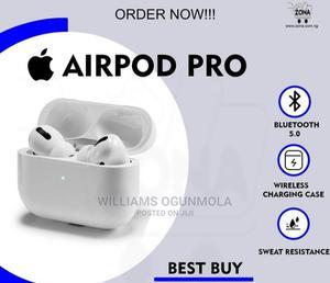 Apple Airpod Pro   Headphones for sale in Lagos State, Amuwo-Odofin