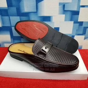 """Your FERRAGAMO Men""""S Half Shoes Is Available.   Shoes for sale in Lagos State, Lagos Island (Eko)"""