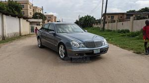 Mercedes-Benz E350 2006 Blue   Cars for sale in Lagos State, Yaba