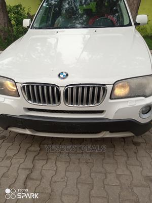 BMW X3 2008 3.0D Exclusive Automatic White | Cars for sale in Abuja (FCT) State, Garki 2