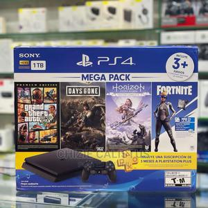 Playstation 4.Home Service Is Allowed for Your Installation   Video Game Consoles for sale in Lagos State, Ikeja