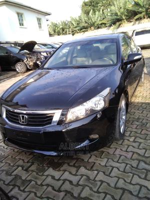 Honda Accord 2009 Black   Cars for sale in Lagos State, Ikeja