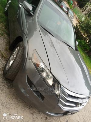 Honda Accord Crosstour 2011 EX-L AWD Gray   Cars for sale in Abuja (FCT) State, Garki 2