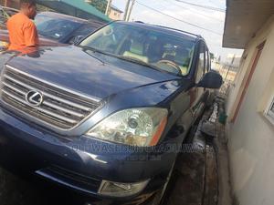 Lexus GX 2005 470 Sport Utility Black | Cars for sale in Lagos State, Ikeja