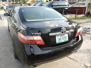 Toyota Camry 2008 Black   Cars for sale in Rivers State, Port-Harcourt