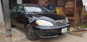Toyota Corolla 2007 CE Black | Cars for sale in Lagos State, Ogudu