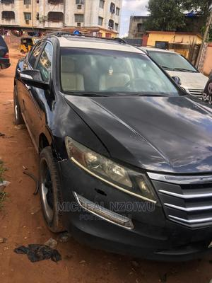 Honda Accord Crosstour 2010 EX-L AWD Black | Cars for sale in Anambra State, Onitsha