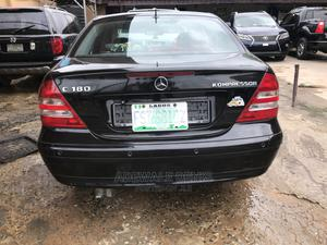 Mercedes-Benz C180 2004 Black   Cars for sale in Lagos State, Ikeja