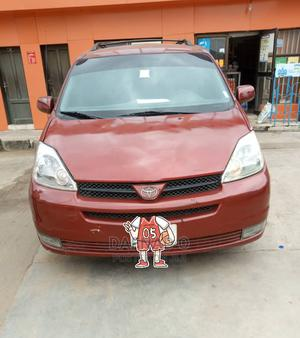 Toyota Sienna 2004 Red | Cars for sale in Lagos State, Isolo