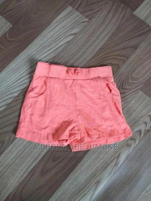Cute Kids Pink Girls Shorts 2-3 Years | Children's Clothing for sale in Lagos State, Yaba