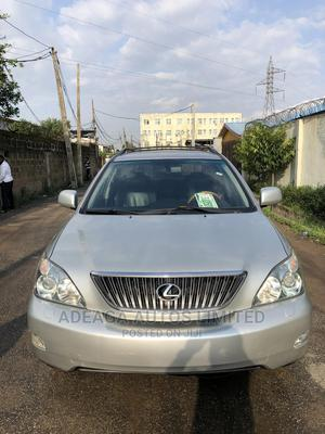 Lexus RX 2007 350 4x4 Silver | Cars for sale in Lagos State, Ifako-Ijaiye