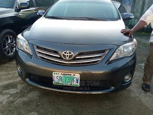 Toyota Corolla 2013 Gray | Cars for sale in Akwa Ibom State, Uyo