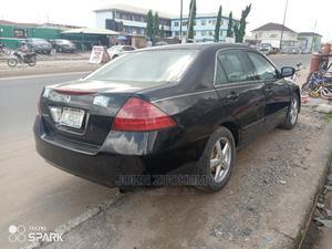 Honda Accord 2006 Sedan EX Black | Cars for sale in Oyo State, Ibadan