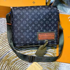 Louis Vuitton Leather Designer Side Bags | Bags for sale in Lagos State, Lagos Island (Eko)