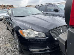 Jaguar XF 2009 Supercharged Black | Cars for sale in Lagos State, Ogba