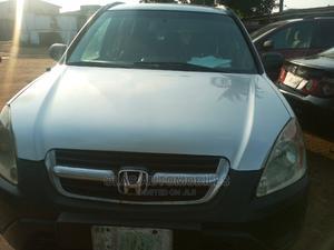 Honda CR-V 2005 Silver | Cars for sale in Lagos State, Ifako-Ijaiye