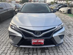 Toyota Camry 2020 XSE V6 FWD Silver | Cars for sale in Lagos State, Lekki