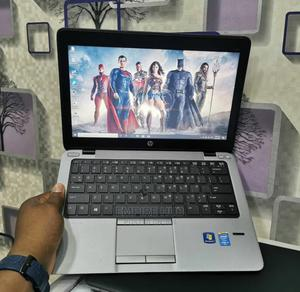 Laptop HP EliteBook 820 G1 4GB Intel Core I5 HDD 350GB | Laptops & Computers for sale in Lagos State, Ikeja
