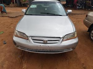 Honda Accord 2002 Coupe Silver   Cars for sale in Kwara State, Ilorin West