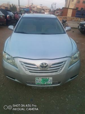 Toyota Camry 2008 2.4 LE Silver   Cars for sale in Lagos State, Ejigbo