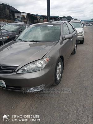 Toyota Camry 2005 Gray   Cars for sale in Rivers State, Obio-Akpor