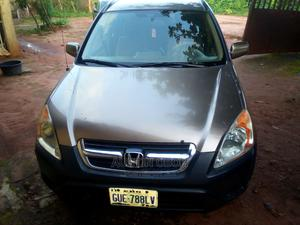 Honda CR-V 2003 EX 4WD Automatic Gold | Cars for sale in Edo State, Esan North East