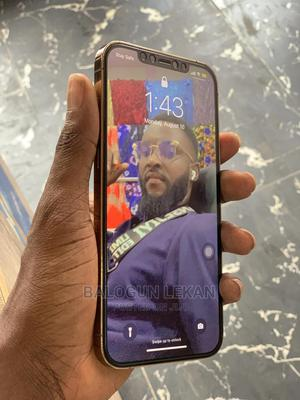 Apple iPhone 12 Pro Max 128 GB Gold | Mobile Phones for sale in Lagos State, Ikeja