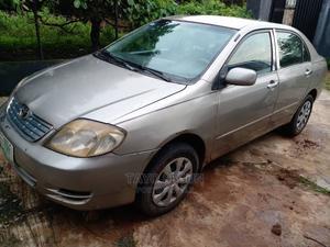 Toyota Corolla 2003 Sedan Gold | Cars for sale in Oyo State, Ibadan