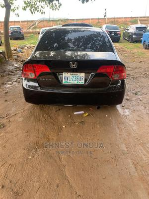 Honda Civic 2007 1.8i-Vtec VXi Automatic Black   Cars for sale in Abuja (FCT) State, Gwarinpa