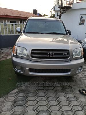 Toyota Sequoia 2003 Gray | Cars for sale in Lagos State, Ajah
