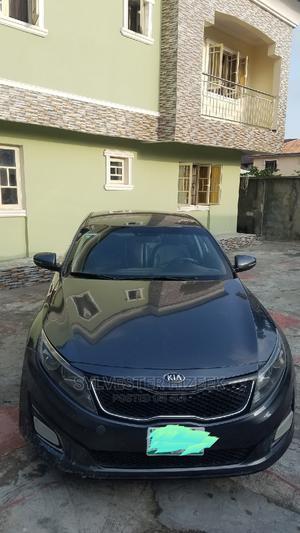 Kia Optima 2014 Gray | Cars for sale in Lagos State, Lekki