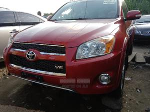 Toyota RAV4 2011 2.5 Limited 4x4 Red | Cars for sale in Lagos State, Apapa