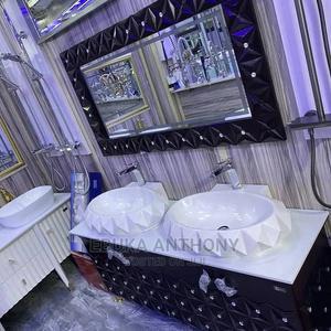 BATHROOM Cabinet Basin | Plumbing & Water Supply for sale in Abuja (FCT) State, Gwarinpa