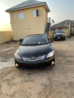 Toyota Corolla 2012 Black | Cars for sale in Lagos State, Ikorodu