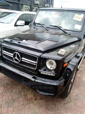 Mercedes-Benz G-Class 2015 Black | Cars for sale in Lagos State, Ikeja