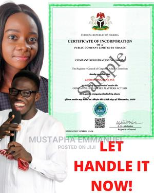 CAC Business Name Registration | Legal Services for sale in Lagos State, Ikeja