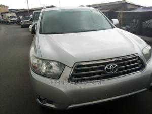 Toyota Highlander 2008 Sport Silver | Cars for sale in Lagos State, Ikeja