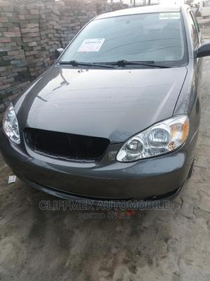 Toyota Corolla 2007 LE Gray | Cars for sale in Lagos State, Ajah