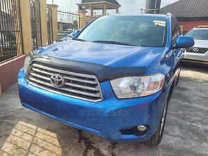 Toyota Highlander 2008 Blue | Cars for sale in Lagos State, Surulere