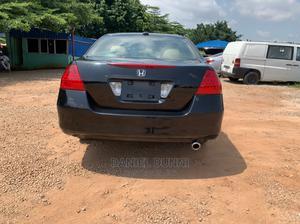 Honda Accord 2005 Black | Cars for sale in Abuja (FCT) State, Gudu