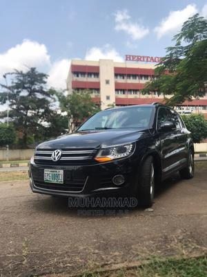 Volkswagen Tiguan 2015 Black | Cars for sale in Abuja (FCT) State, Central Business District