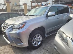 Lexus GX 2014 460 Luxury Silver   Cars for sale in Lagos State, Surulere