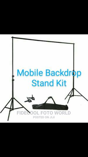 Mobile Background Stand | Accessories & Supplies for Electronics for sale in Lagos State, Lagos Island (Eko)