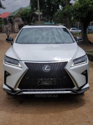 Lexus RX 2018 350 F Sport AWD White   Cars for sale in Lagos State, Ikeja