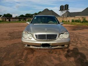 Mercedes-Benz C230 2004 Gold   Cars for sale in Benue State, Makurdi