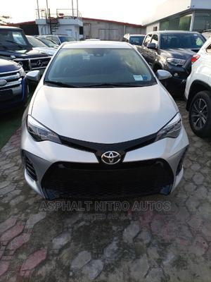 Toyota Corolla 2017 Silver | Cars for sale in Lagos State, Ajah