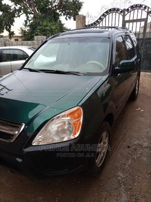 Honda CR-V 2009 Green | Cars for sale in Abuja (FCT) State, Kubwa