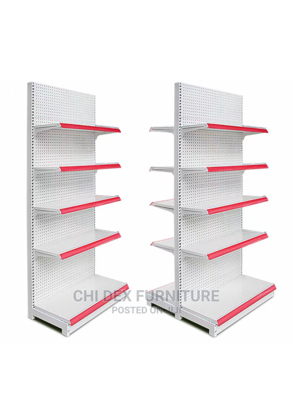 High Quality Strong Supermarket Shelves